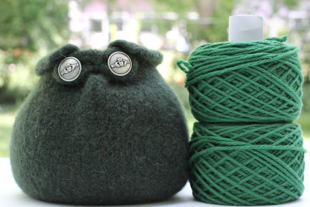Small Yarn Bowl Knitting Patterns And Crochet Patterns From