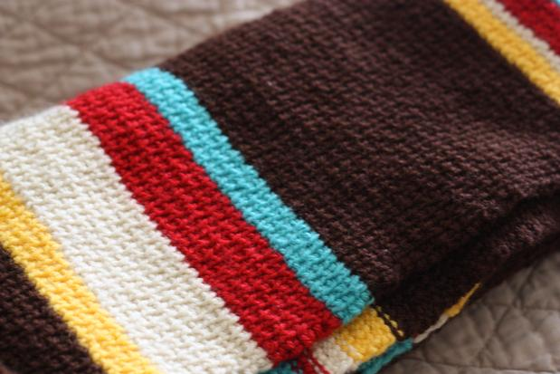 Tunisian Tweed Crochet Baby Blanket Knitting Patterns