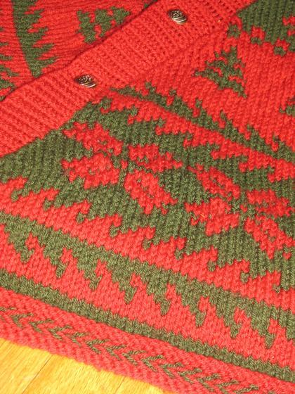 Brava Holiday Tree Skirt Knitting Patterns And Crochet Patterns