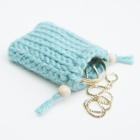 Drawstring Gift Bags - Tunisian Crochet Pattern - Knitting Patterns ...