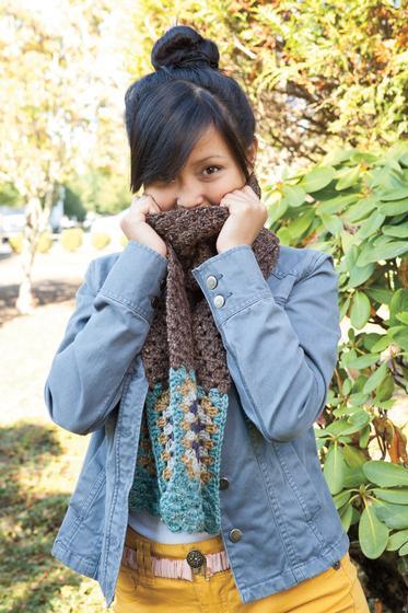 Nacho Grannys Crochet Scarf Knitting Patterns And Crochet