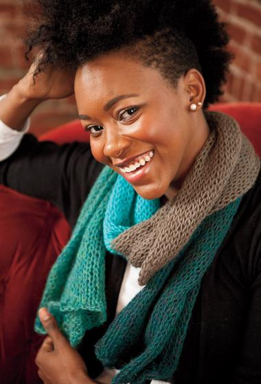Canopus Magic Scarf Knitting Patterns And Crochet Patterns From