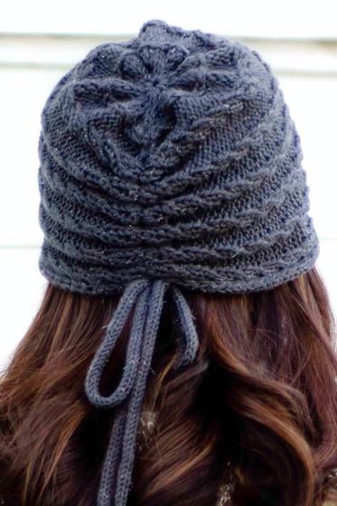 Gatsby s Girl Cloche - Knitting Patterns and Crochet Patterns from  KnitPicks.com 83cb8874a2c