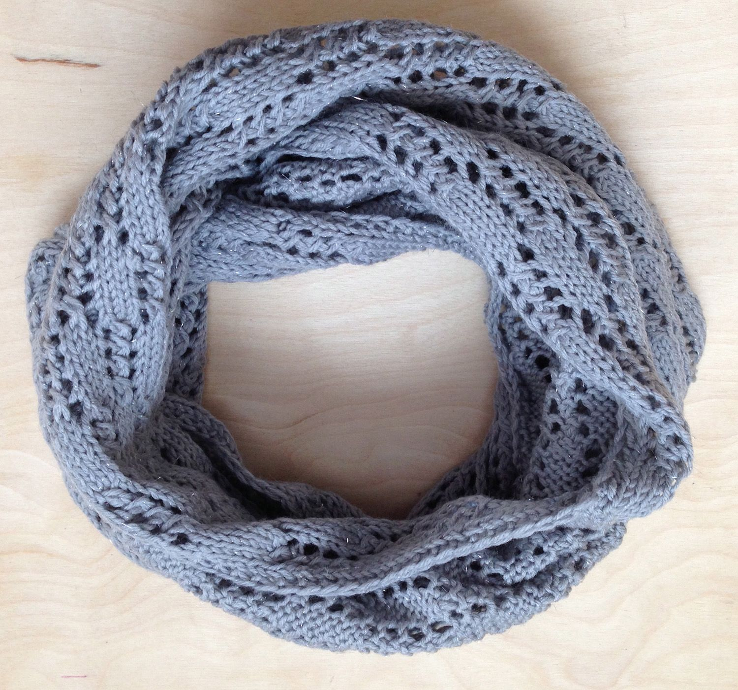 Simplicity Cowl Pattern - Knitting Patterns and Crochet Patterns ...