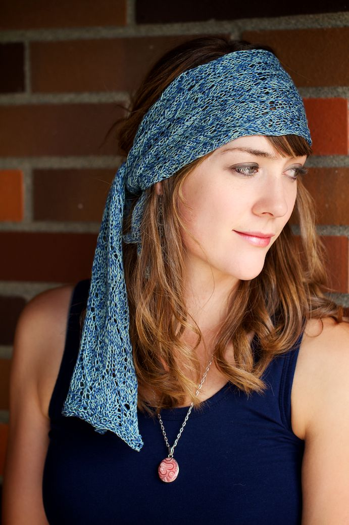 Crochet Head Scarf Pattern Image Collections Knitting Patterns