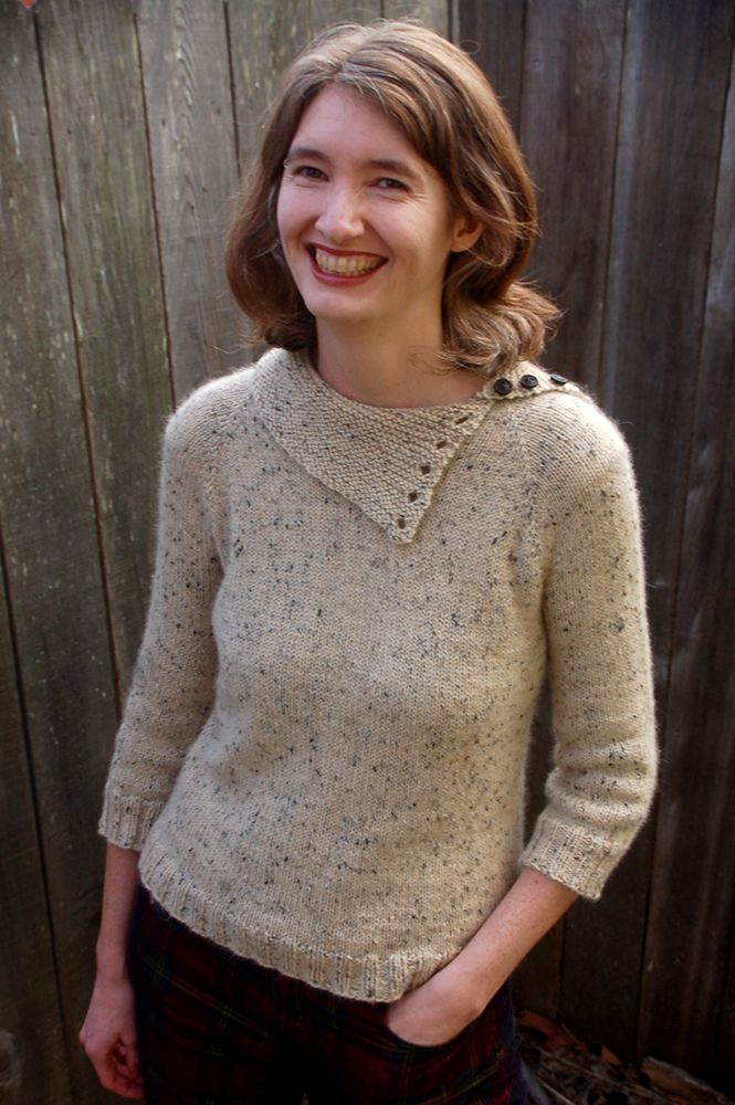 Backbone Sweater Pattern Knitting Patterns And Crochet Patterns