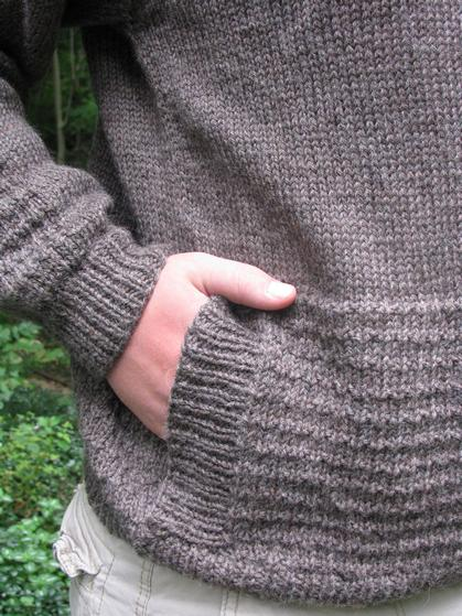 Fergus Mens Sweater Knitting Patterns And Crochet Patterns From