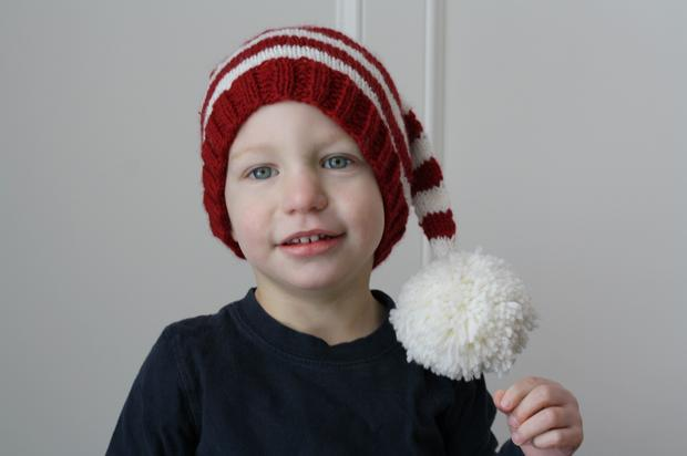 Stocking Hat With Wool Of The Andes Knitting Patterns And Crochet