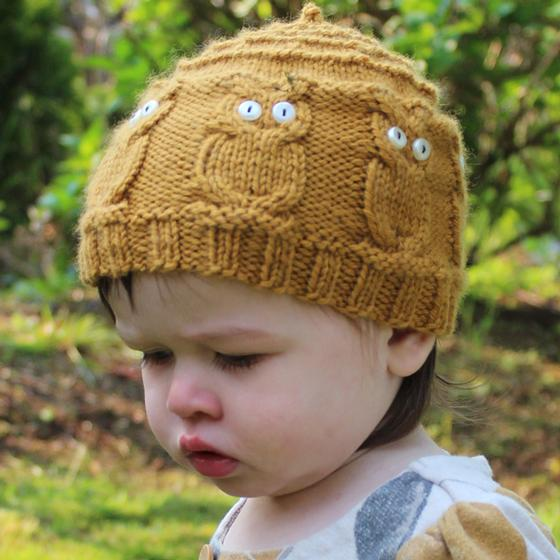 Big Top Animal Hats - Knitting Patterns and Crochet Patterns from ...