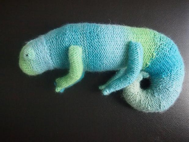Chroma Chameleon Knitting Patterns And Crochet Patterns From