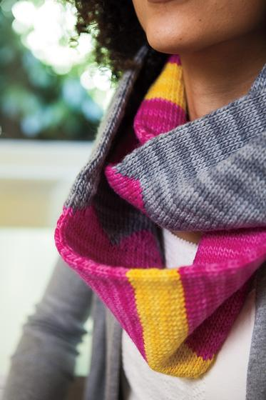 Razzle Dazzle Cowl Or Infinity Scarf Knitting Patterns And Crochet