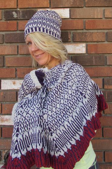 Zen Knitting Patterns : Zen the hat knitting patterns and crochet from