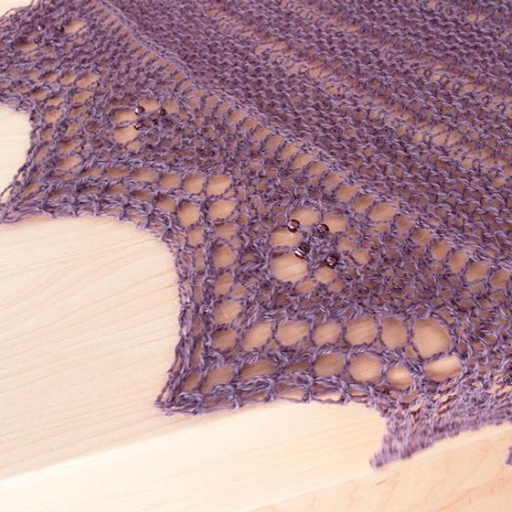 Patrice Wrap Pattern Knitting Patterns And Crochet Patterns From