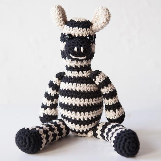 Zebra - Knitting Patterns and Crochet Patterns from ...