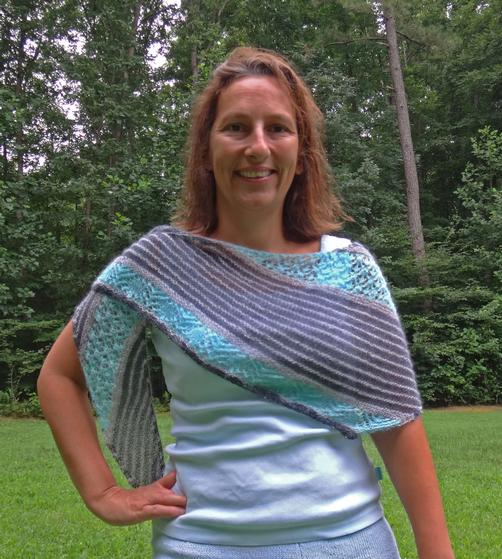 Thank You Shawl Knitting Patterns And Crochet Patterns From