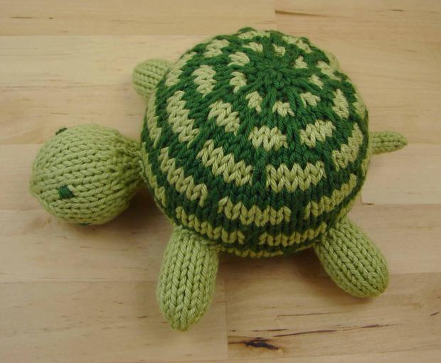 Tortoise Clothes Knitting Pattern : Tiny turtle knitting patterns and crochet from
