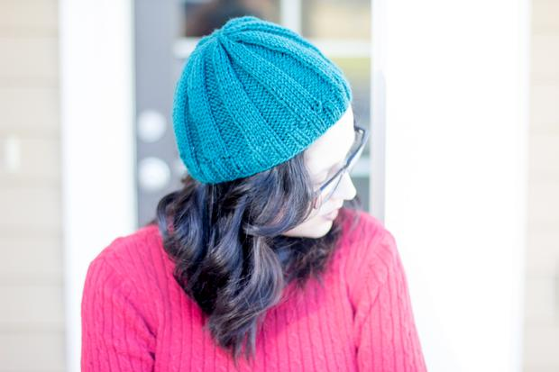 Hipster Hat Fitted And Slouchy Knitting Patterns And Crochet