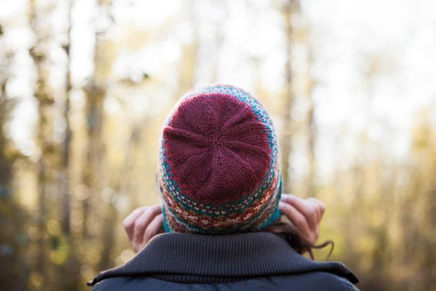 Fair Isle Earflap Hat & Cowl - Knitting Patterns and Crochet ...