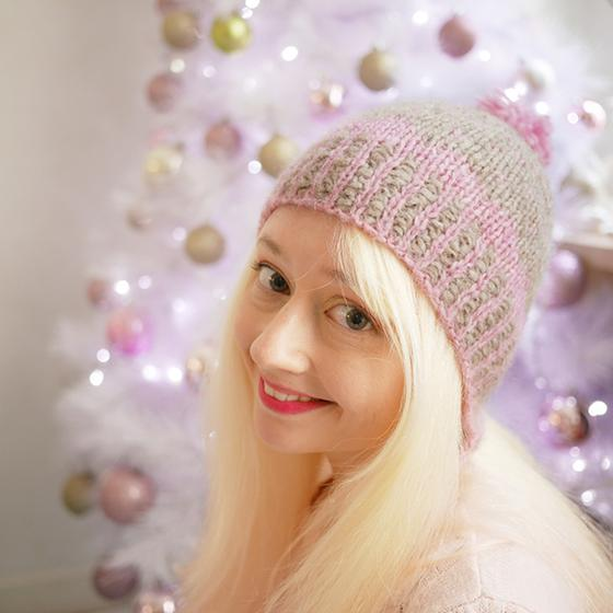 Scalloped Pixie Hat - Knitting Patterns and Crochet Patterns from ...