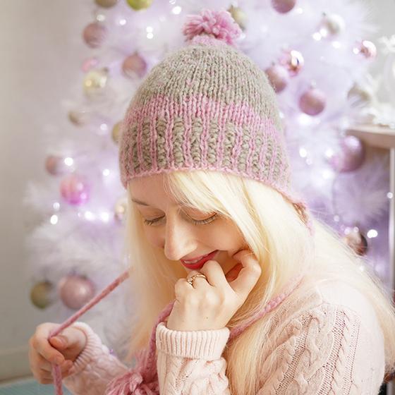 Easy Pixie Hat Knitting Pattern : Scalloped Pixie Hat - Knitting Patterns and Crochet ...