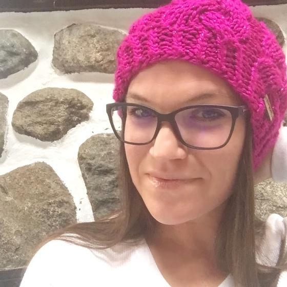 Braided Cable Beanie - Knitting Patterns and Crochet Patterns from ...