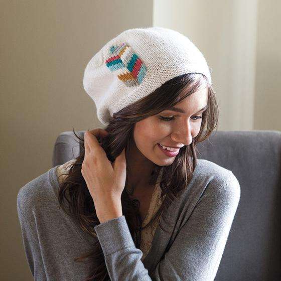 3a0df22f95a Arrowhead Hat - Knitting Patterns and Crochet Patterns from ...