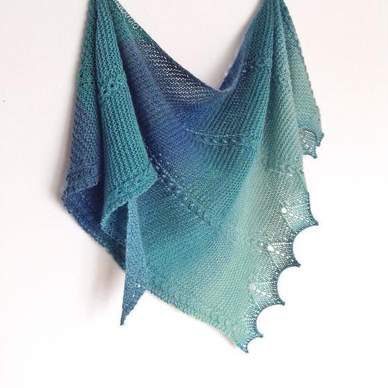 Hedera Leaf - Knitting Patterns and Crochet Patterns from KnitPicks.com