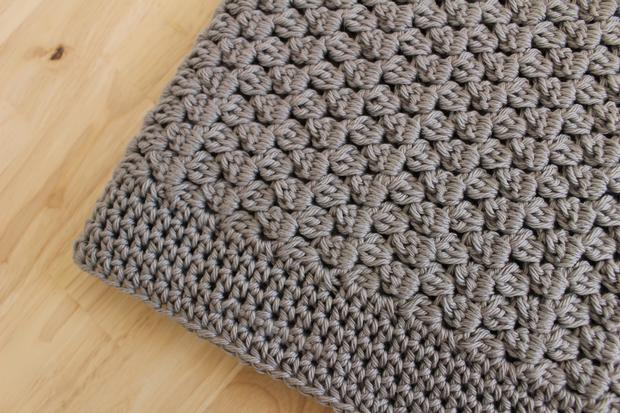 Bobble Baby Blanket Pattern Knitting Patterns And Crochet Patterns
