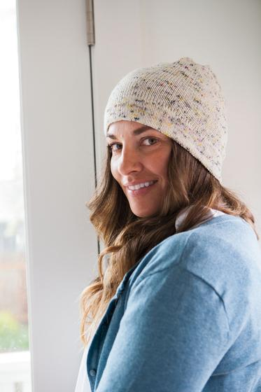 Reversible Slouchy Beanie Knitting Patterns And Crochet Patterns