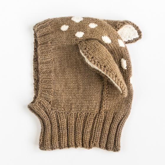 Baby Deer Hat - Knitting Patterns and Crochet Patterns from ... c8955500caf