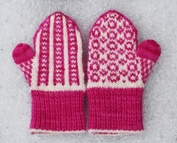 On The Move Toddler Mittens Knitting Patterns And Crochet Patterns