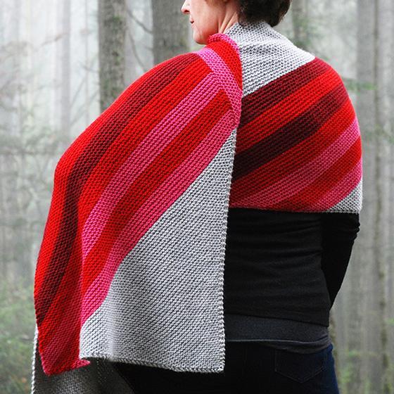 Ribbon Wrap Knitting Patterns And Crochet Patterns From Knitpicks