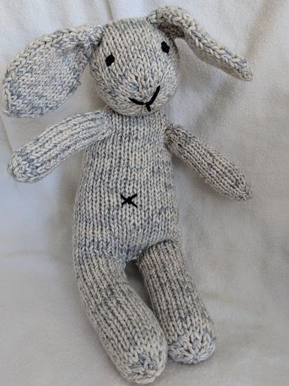 Ralph The Rabbit Knitting Patterns And Crochet Patterns From