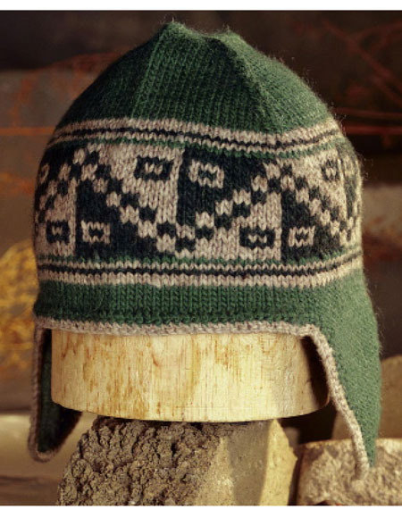 Chulo Mens Cap Pattern Knitting Patterns And Crochet Patterns