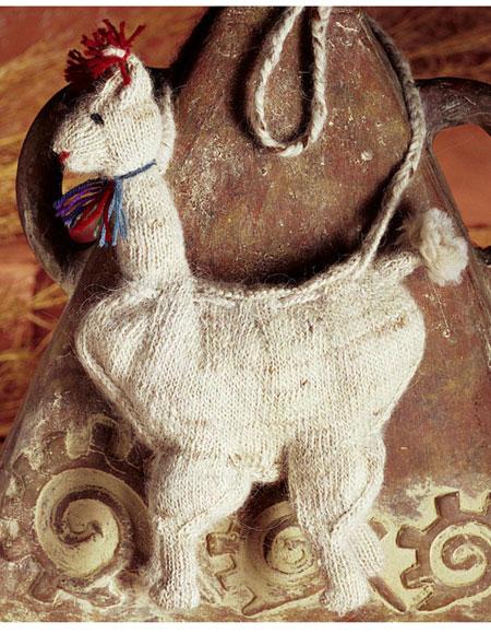 Llama Purse Pattern Knitting Patterns And Crochet Patterns From