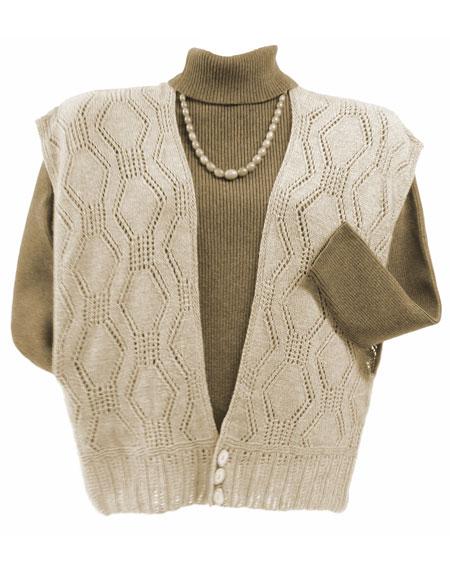 GrassBasket Cropped Ruana Vest Pattern Knitting Patterns And Best Vest Patterns