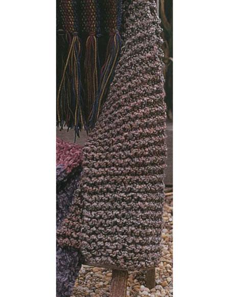 Double Strand Scarf Pattern Knitting Patterns And Crochet Patterns