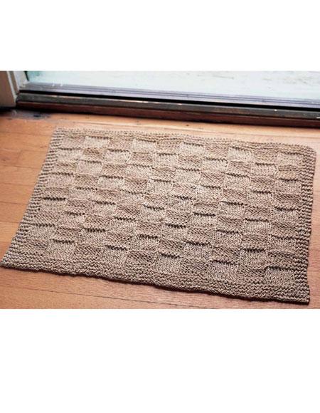 Hemp Doormat Pattern Knitting Patterns And Crochet Patterns From