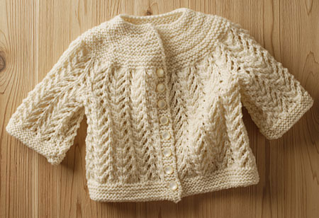 4db61d38a Best Baby Sweater Pattern - Knitting Patterns and Crochet Patterns ...