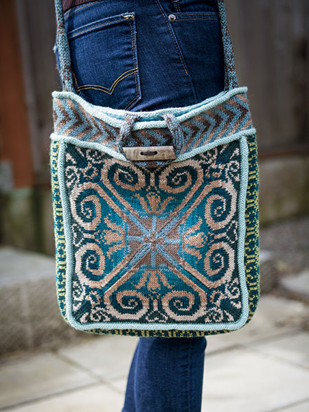 Sipalu Bag - Knitting Patterns and Crochet Patterns from ...