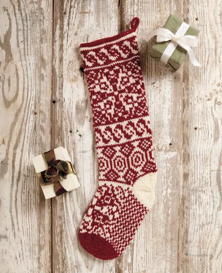 Modern Classics Stockings Knitting Patterns And Crochet Patterns