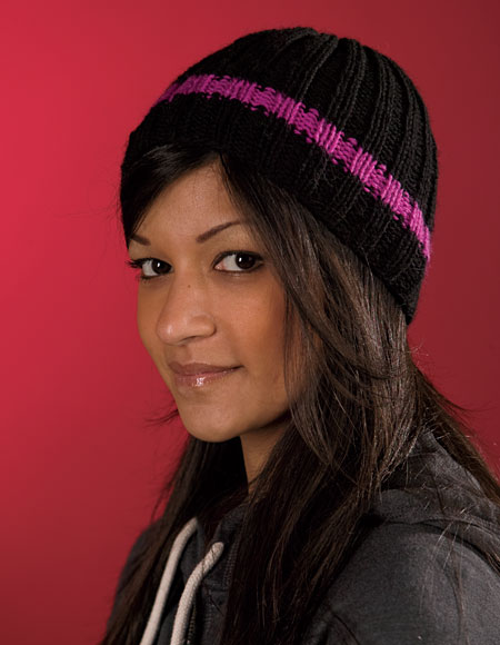 Quick and Easy Beanie Pattern - Knitting Patterns and Crochet ...