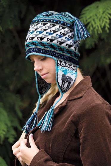 Andean Chullo Hat Pattern Knitting Patterns And Crochet