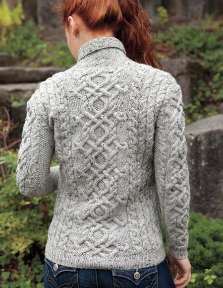 Galloway Pullover Pattern Knitting Patterns And Crochet Patterns