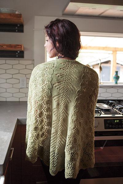 Shetland Triangle Shawl Knitting Patterns And Crochet Patterns