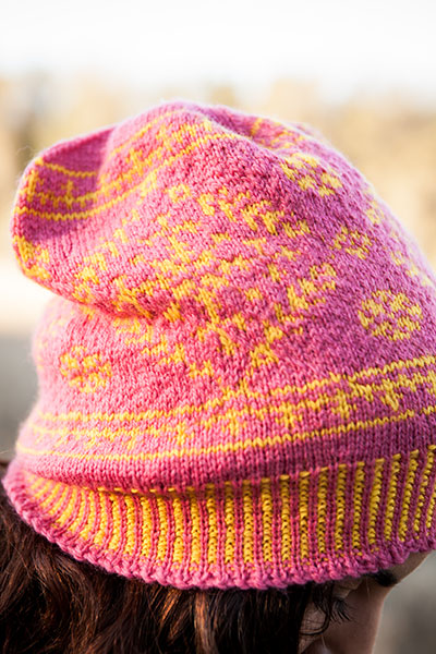 Tudor Winter Mitts & Toque - Knitting Patterns and Crochet Patterns from ...