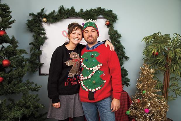 The Best Of The Worst Ugly Sweaters 2015 Knitting Patterns And