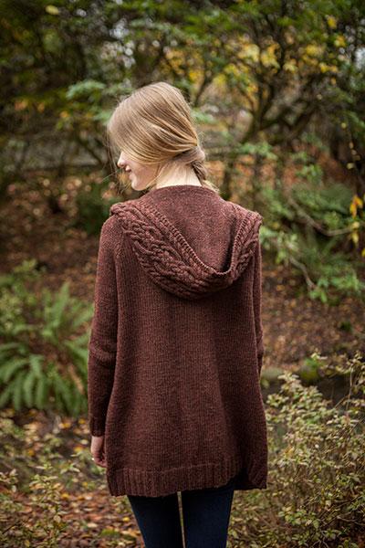 Dubline Cardigan - Knitting Patterns and Crochet Patterns ...