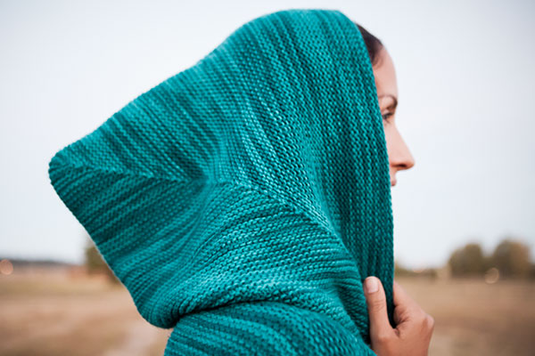 Zia Hoodie - Knitting Patterns and Crochet Patterns from KnitPicks.com by Edi...