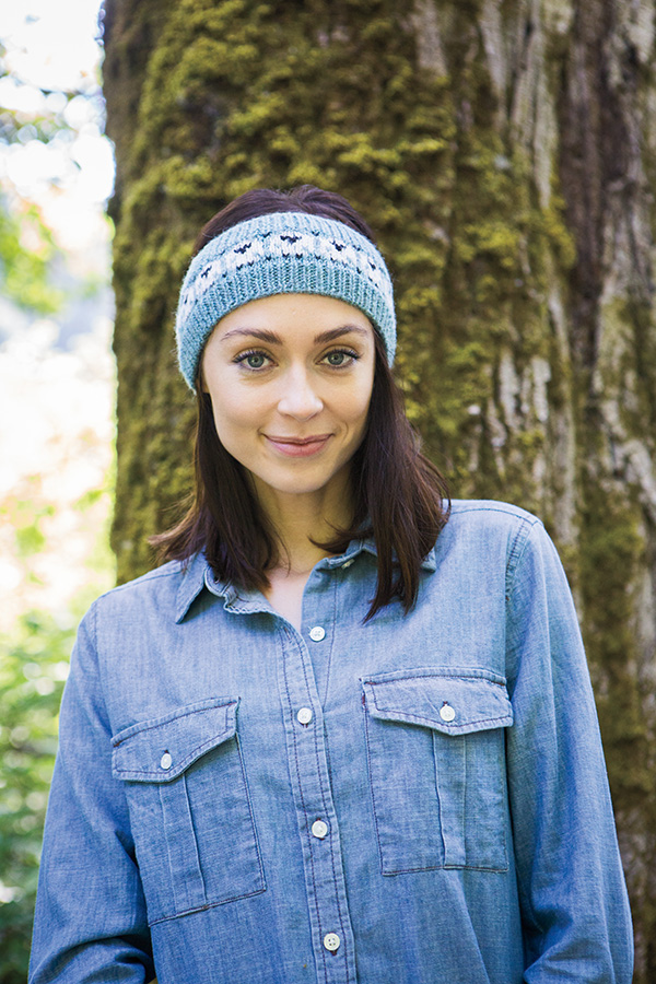 Happy Sheep Headband Knitting Patterns And Crochet Patterns From